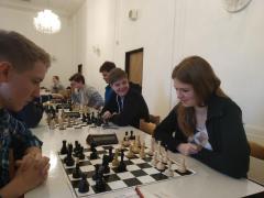 Okresní přebor středních škol v šachu