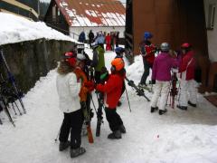 Lyžařské kurzy 2010 - Kyčerka (2A8)