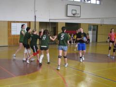 Volejbalový turnaj 17. listopadu